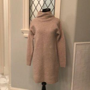 Madewell sweater dress  XS